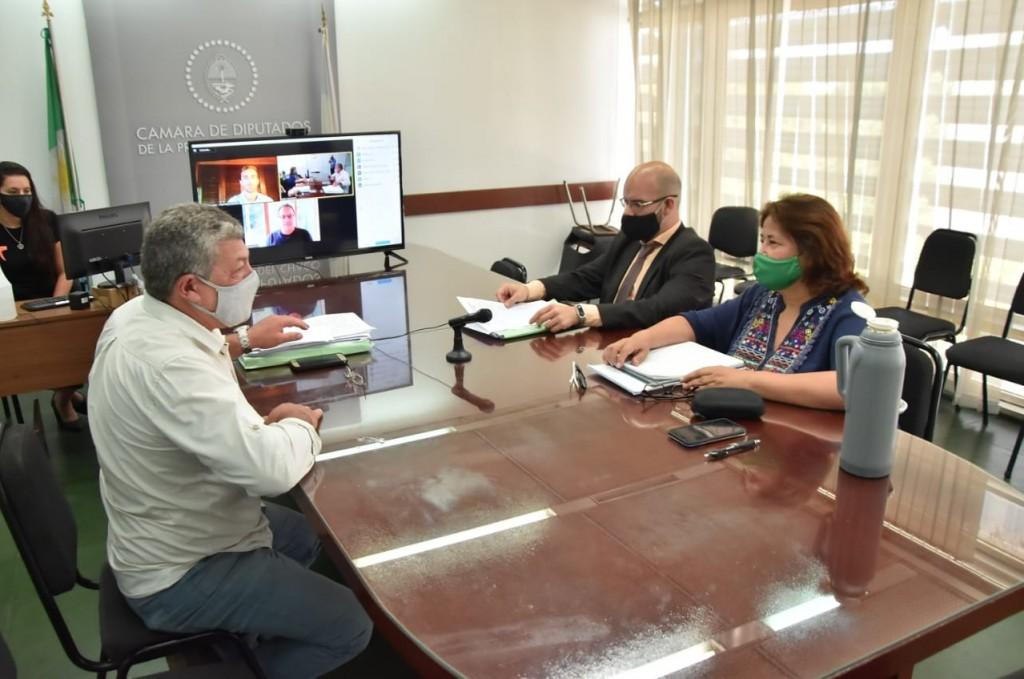 Renovación de Autoridades del  Comité de Prevención Contra la Tortura: analizaron antecedentes de los postulantes