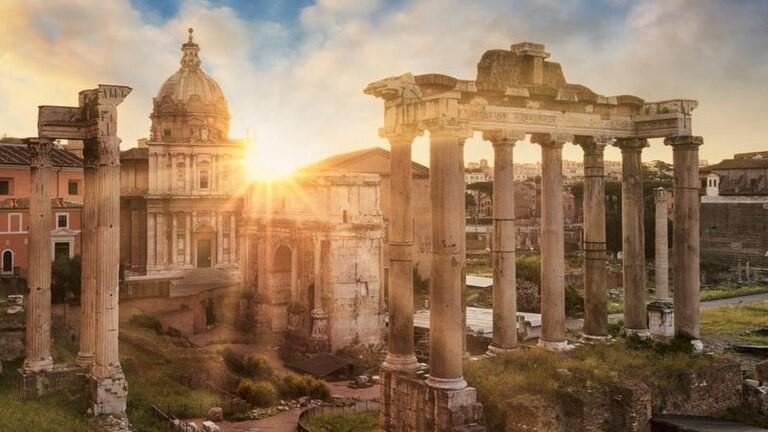 """Edicto de Caracalla: """"De un plumazo, 30 millones de personas obtuvieron la ciudadanía romana"""""""