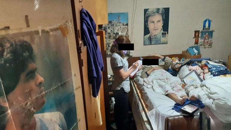 Postrado en su cama por un cáncer terminal: el caso del pedófilo de Villa Lugano acusado de buscar menores por WhatsApp