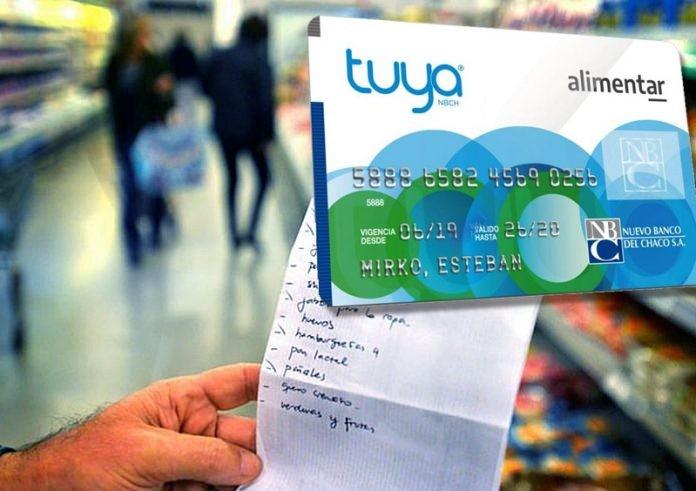 El Gobierno recarga hoy las tarjetas Alimentar con un incremento del 50%