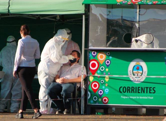 Coronavirus en Corrientes: Confirman 147 nuevos casos y tres víctimas fatales