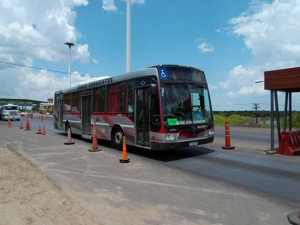 Vuelve el servicio Chaco-Corrientes: tarifas, recorridos y frecuencias