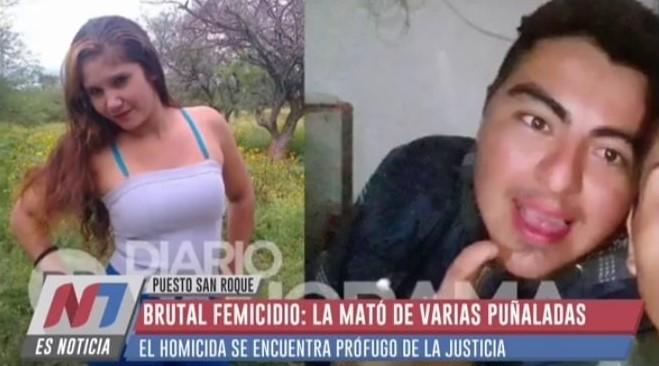 Santiago del Estero: Verónica, de 23 años es la nueva víctima de femicidio