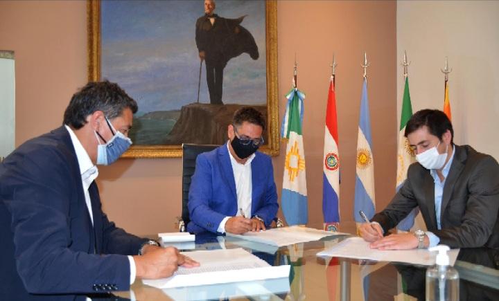 La ciudad de Resistencia y el gobierno de CABA trabajan una agenda conjunta de cooperación para intercambiar experiencias de gestión