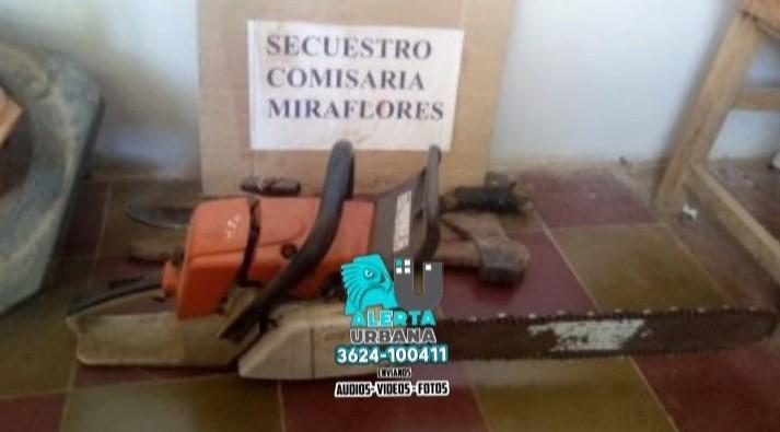 Miraflores: allanamiento a un campo por supuesto fraude fiscal