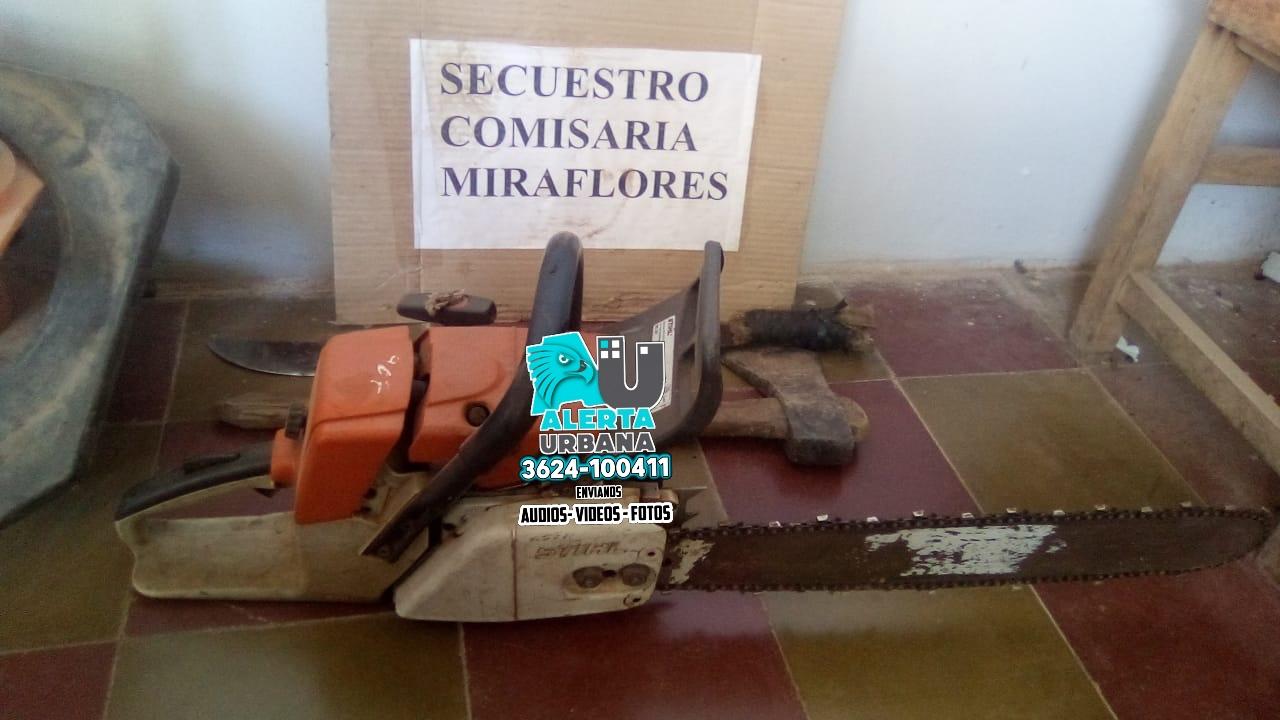 Miraflores: allanamiento en un campo por supuesto fraude fiscal