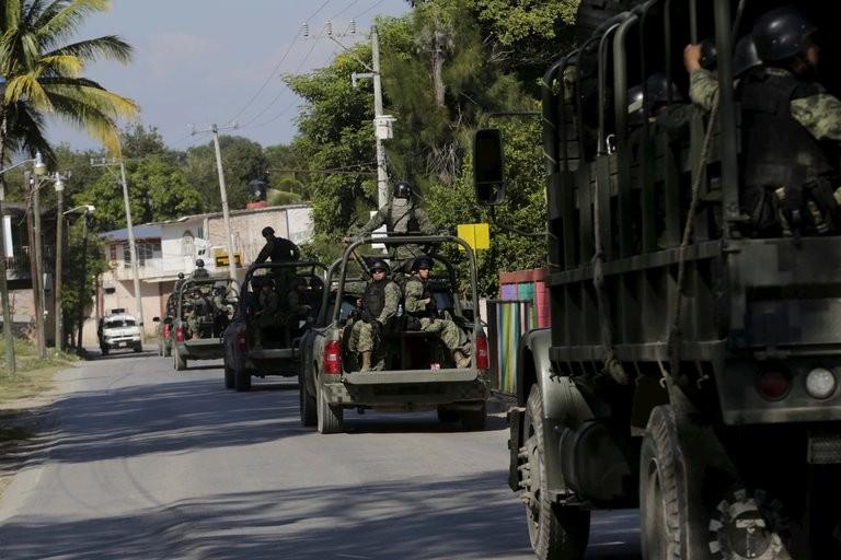 Alberto Fernández cierra su viaje a México con un acto en una región que se encuentra en medio de una  guerra narco