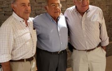"""Tato Romero Feris se reconcilió con sus hermanos: """"Era un viejo anhelo, y me pone inmensamente feliz"""""""
