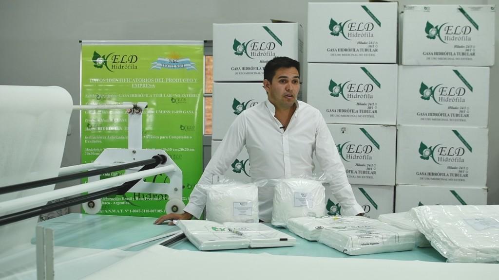 NyC Textil SRL, empresa industrial chaqueña con un alto impacto social y económico en Las Breñas