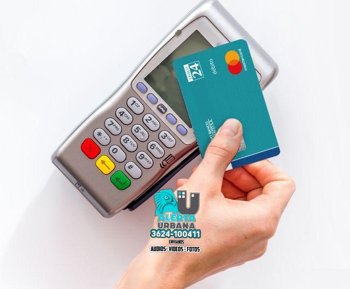 Nuevo Banco del Chaco informa sobre el pago mensual tarjetas Mastercard y Visa