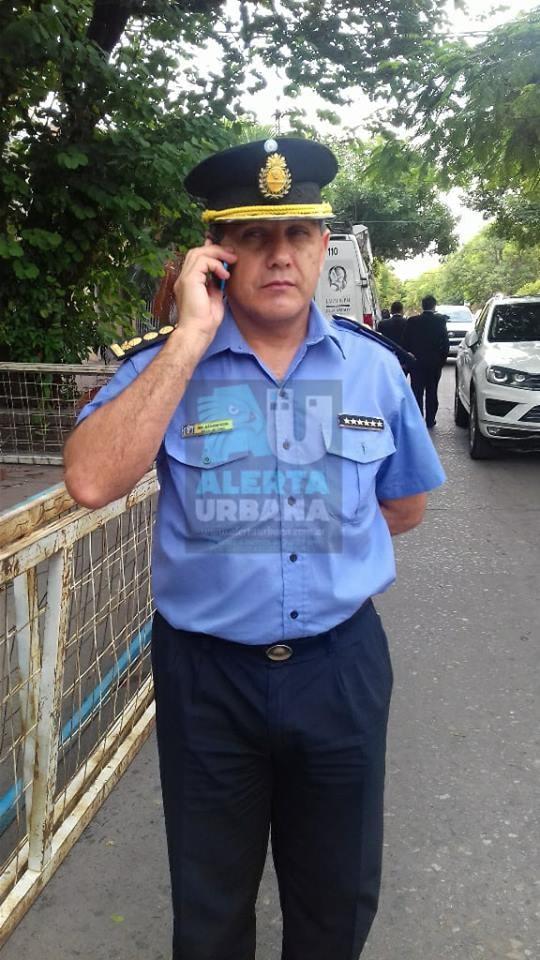 Amplio operativo policial garantizó la seguridad en la apertura de sesiones de la legislatura provincial