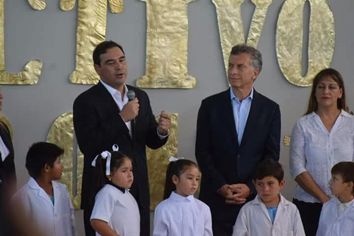 Corrientes comienza el ciclo lectivo normalmente con la presencia del presidente Macri