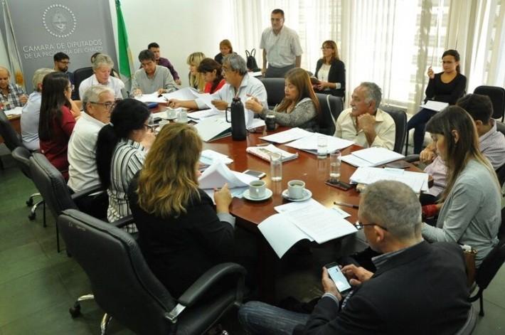 Sesión histórica de la Cámara de Diputados en Juan José Castelli