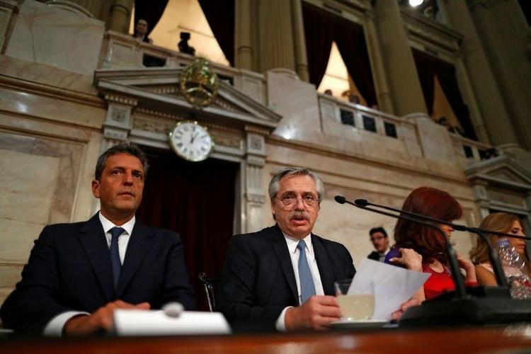 Alberto Fernández expuso sus límites económicos, apuntó a la Justicia y marcó agenda con el aborto