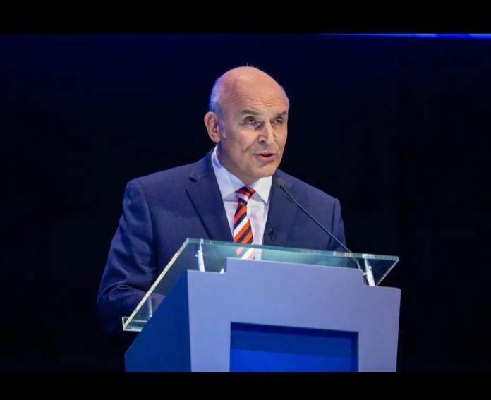 José Luis Espert llamó a la rebelión fiscal en el campo: