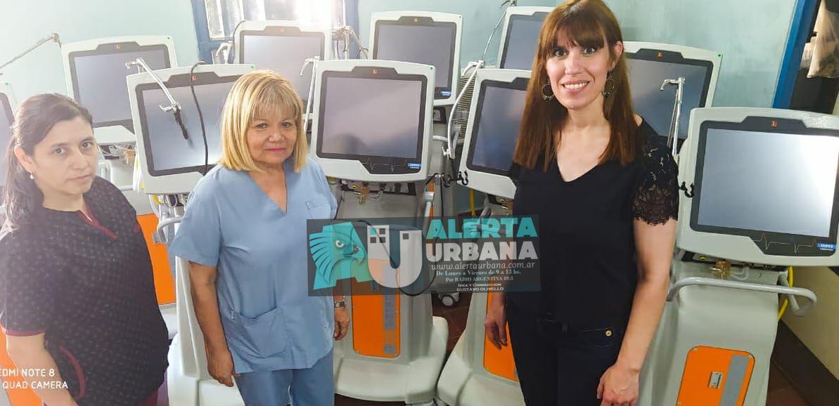 El Hospital Perrando sumó Respiradores e insumos para atender casos de Coronavirus