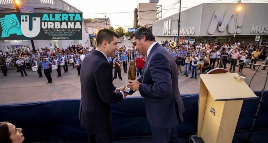 """Capitanich en el Aniversario de Sáenz Peña: """"Vamos a hacer el máximo esfuerzo para lograr las obras que garanticen el desarrollo de la ciudad"""""""