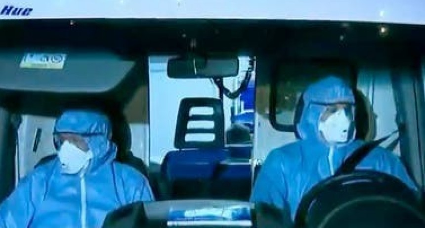 Primer caso de coronavirus en la Argentina: trasladaron al paciente a otra clínica