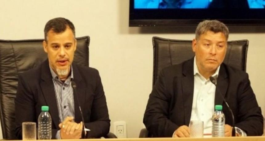 Delitos precedentes: clausuraron y enviaron a juicio las causas de Horacio Rey y Roberto Lugo
