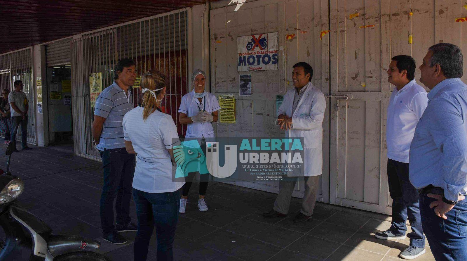 La ciudad de Resistencia realizó inspecciones en el supermercado Impulso