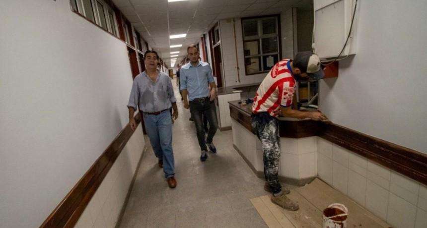Chaco avanza en la construcción de su Hospital Modular