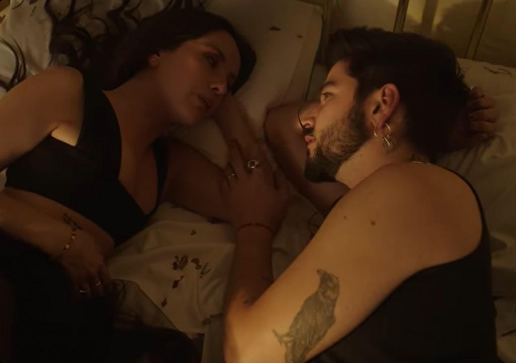 Camilo y Evaluna Montaner lanzaron el videoclip de