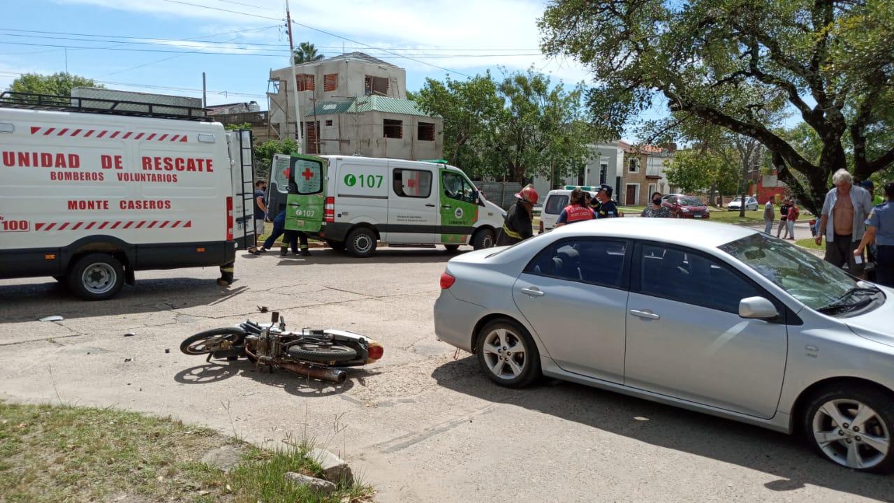 Tragedia en Corrientes: Padre atropelló y mató a su hijo en un siniestro vial