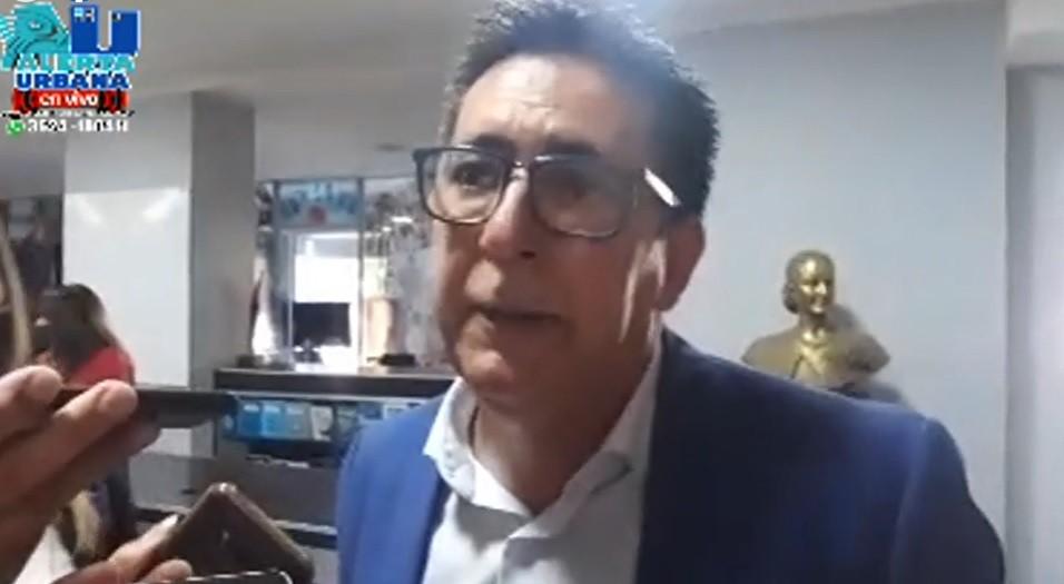 """Gustavo Martínez: """"hoy las prioridades son prevenir, cuidar la población y reactivar la economía"""""""