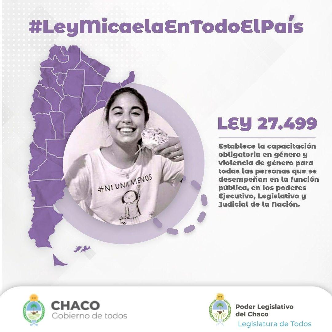 Ley Micaela: el Poder Legislativo inicia las capacitaciones en perspectiva de género