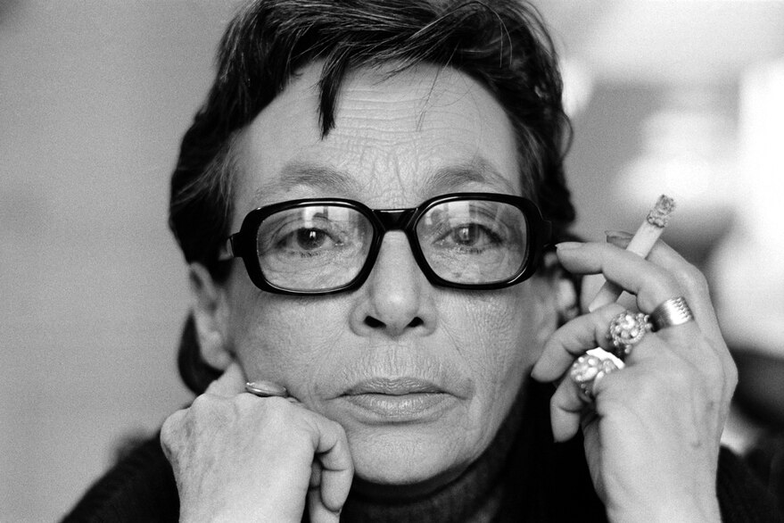 """Amar a Marguerite Duras, la autora de """"El amante"""", a veinticinco años de su muerte"""