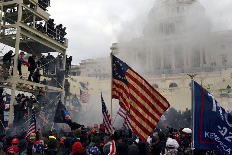 La Cámara de Representantes de Estados Unidos canceló su sesión del jueves por la advertencia de un nuevo asalto al Capitolio