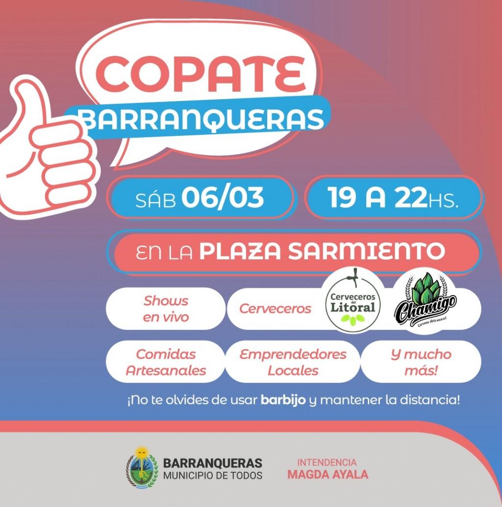 Copate Barranqueras