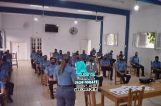 Capacitación a alumnos policiales en casos de violencia de género