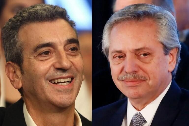"""Randazzo reapareció y dijo que """"Fernández es un presidente sin poder político"""""""
