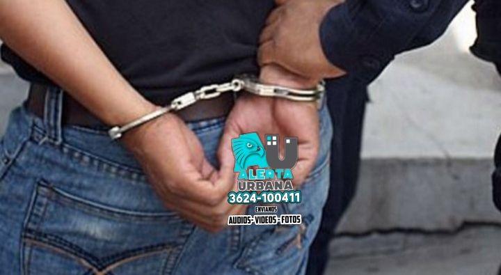 Resistencia: detienen a un hombre por robo a mano armada y tenía pedidos de captura