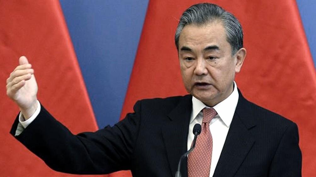 China le pidió a EEUU dejar de