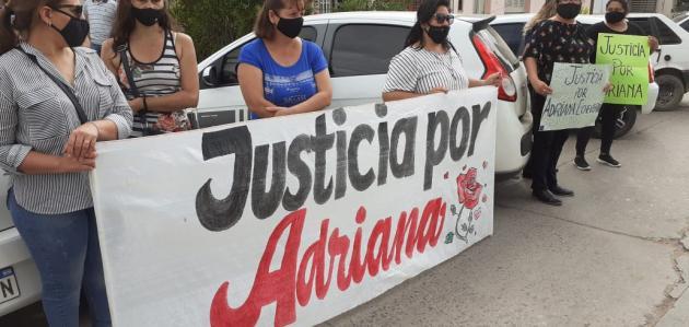 Muerte de Adriana Echeverría: el juez confirmó la prisión preventiva de Fredy Fernández