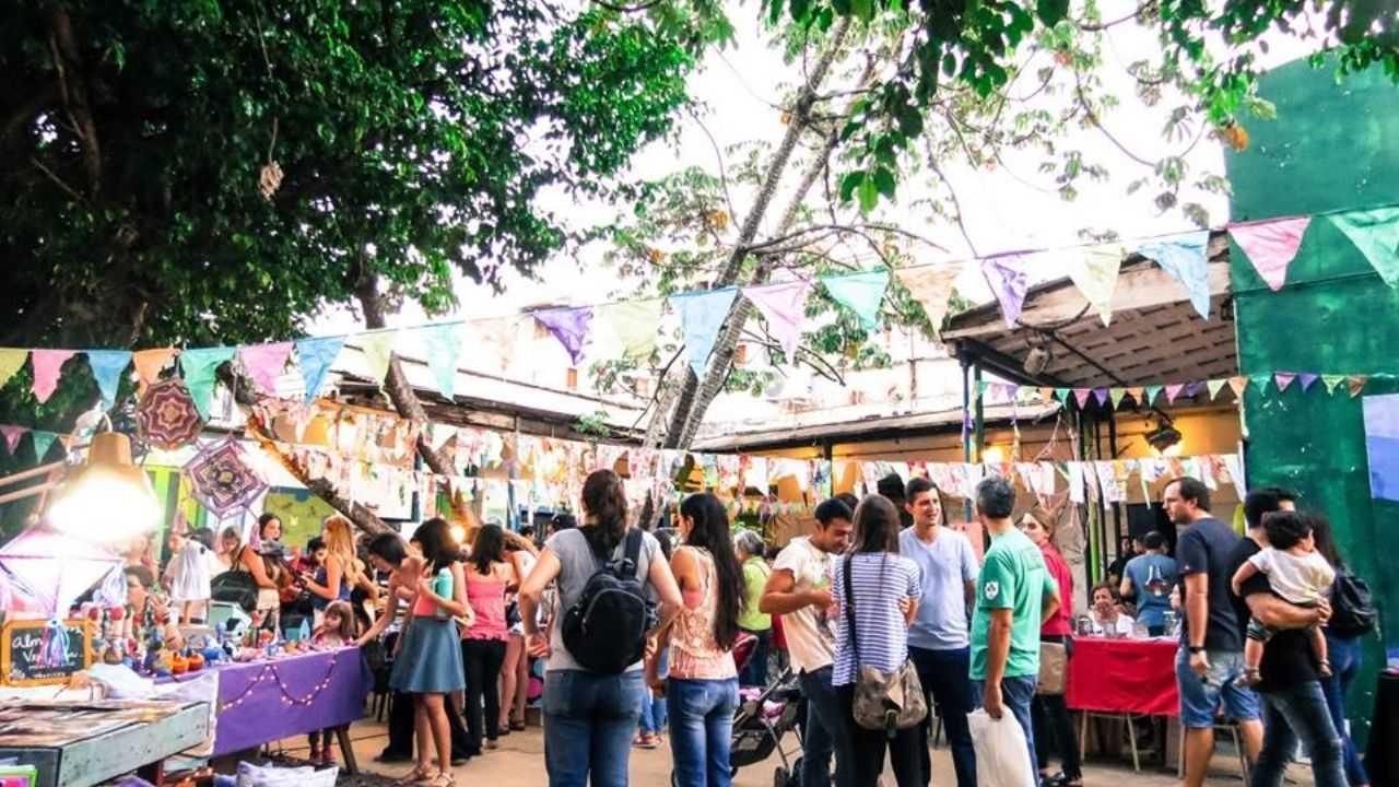 Nueva edición de la Feria Vente Pa'kí