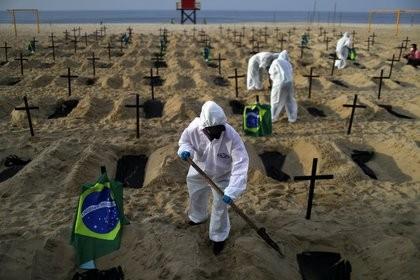 El ritmo de contagios y muertes en Brasil pone en riesgo a toda América Latina