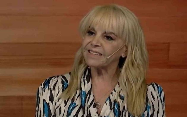 Claudia Villafañe va a hacer radio