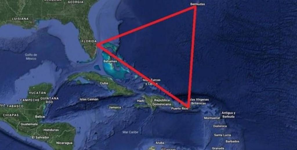 """La NASA reveló un sorprendente descubrimiento sobre la """"anomalía"""" del Triángulo de las Bermudas"""