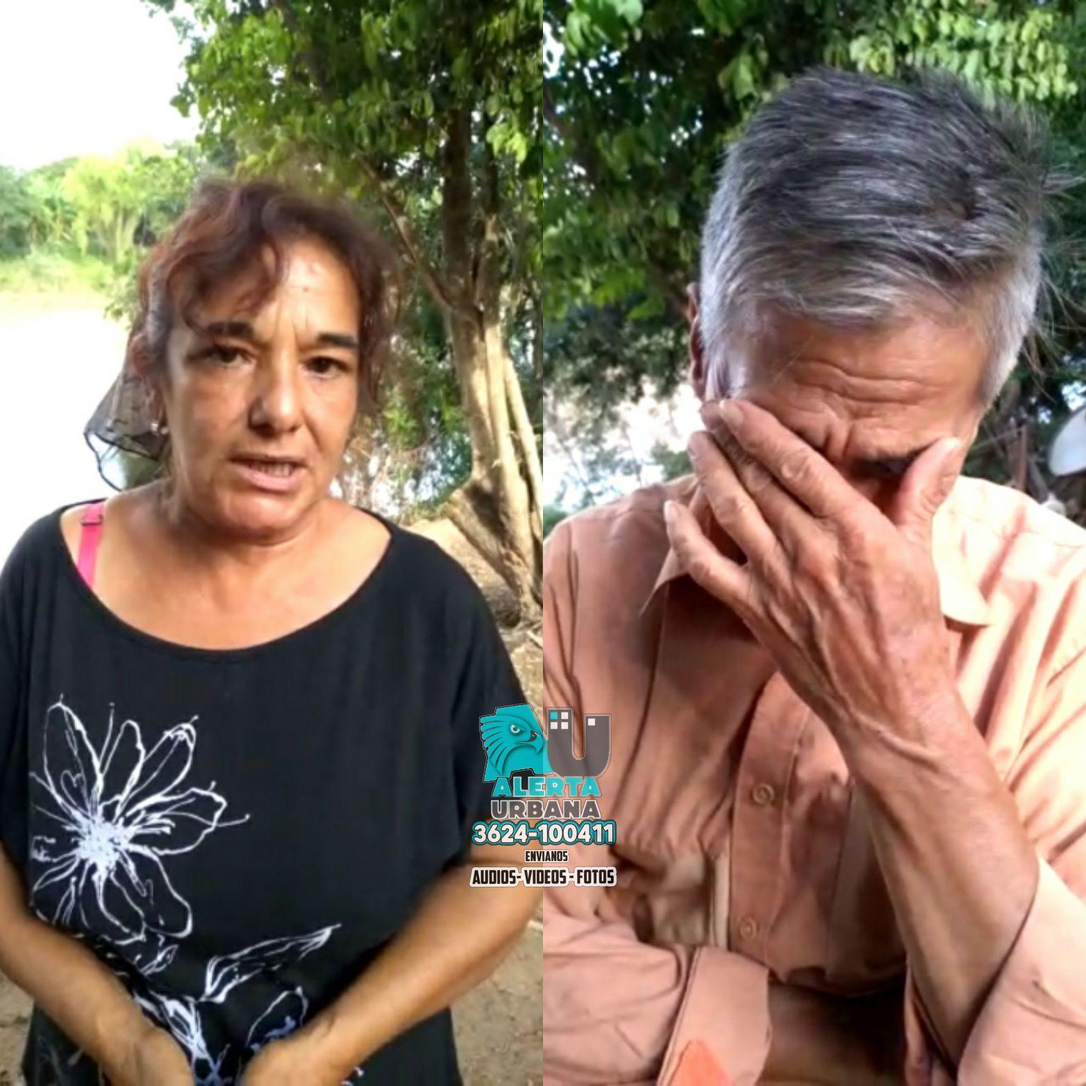 Desesperado pedido de familiares de Manuel Anselmo Barrios