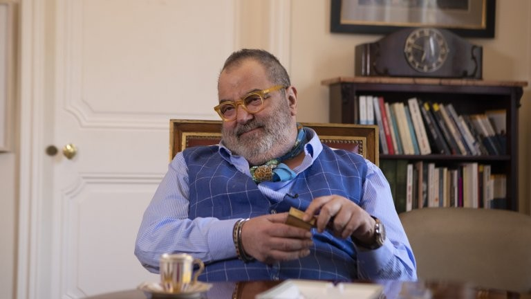Vuelven a internar a Jorge Lanata en la Fundación Favaloro
