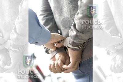Atrapan a ladrón que robó en estación de servicio