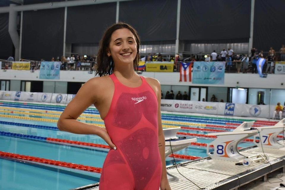 Argentina fue campeón sudamericano de natación luego de 55 años
