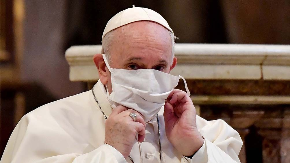 El papa Francisco alertó que