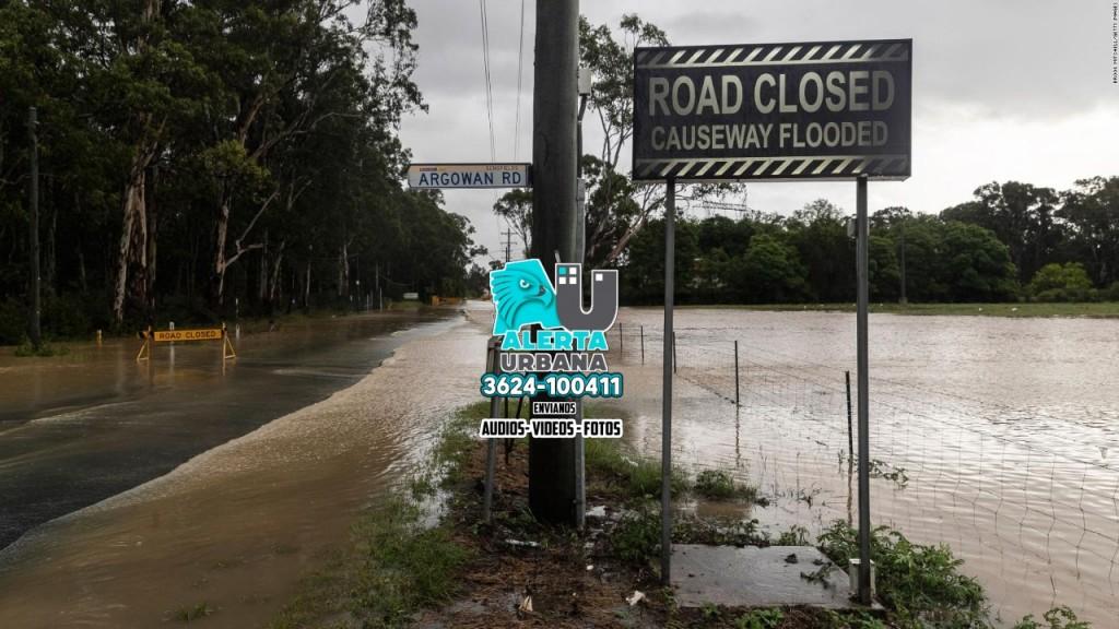Australia atraviesa por las peores inundaciones en casi medio siglo
