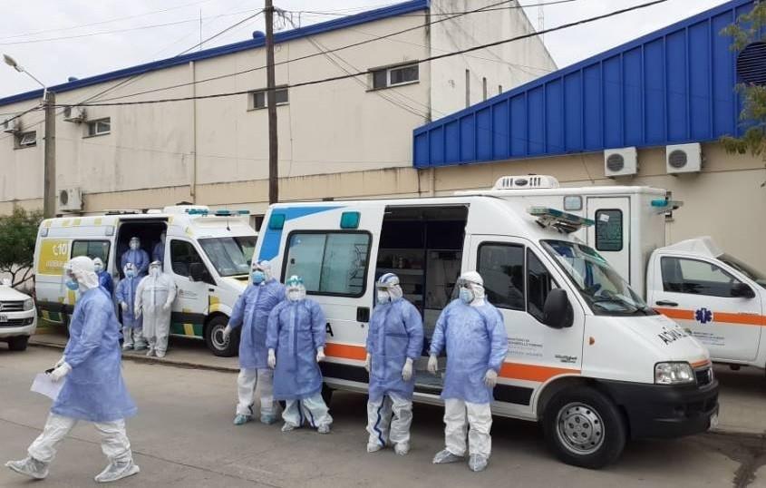 Formosa registró la primer persona fallecida por COVID