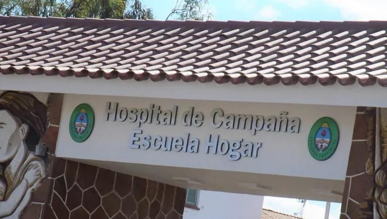 Corrientes: paciente con coronavirus huyó del Hospital de Campaña