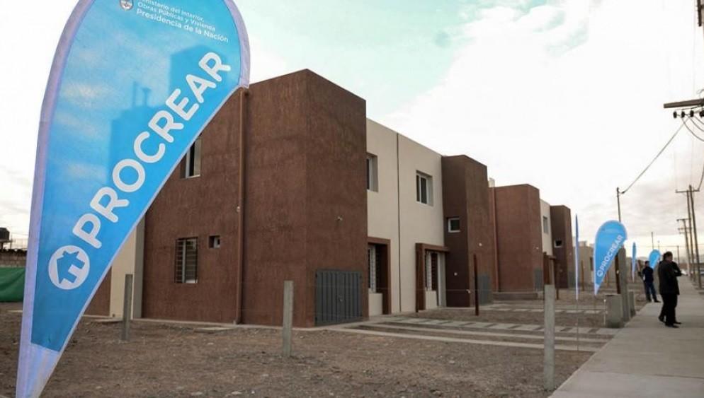 Procrear: nuevas licitaciones para la construcción de viviendas